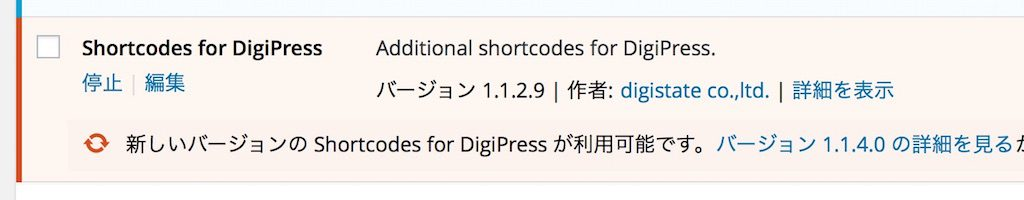 Shortcakes for DigiPress 1.1.4.0