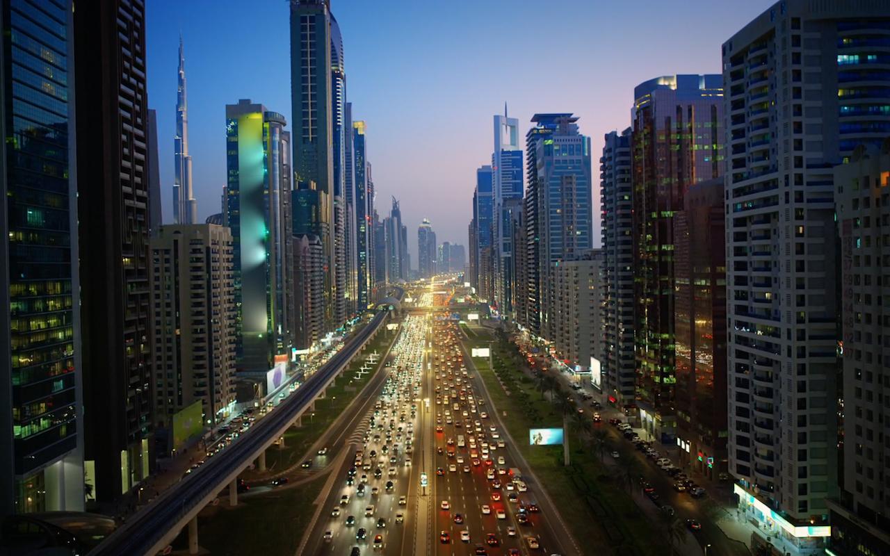 【Apple TV】スクリーンセーバー「Aerial」で、Macにも世界の都市の美しい夜景を映し出そう!
