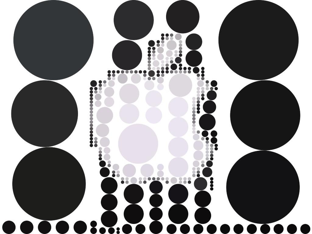 【Mac App】イメージファイルを粋なモザイク加工できるMacアプリケーション「mosaic」