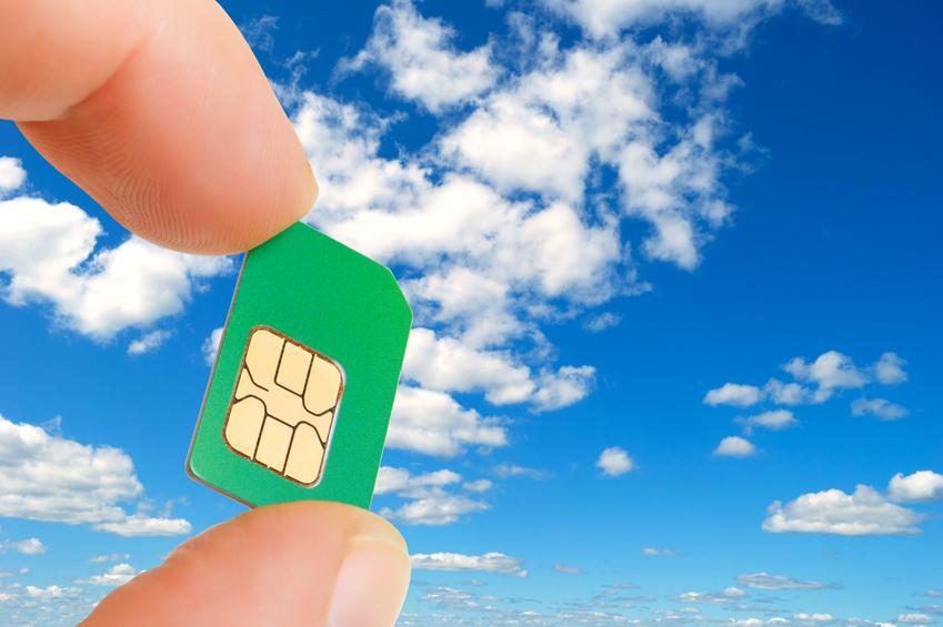 モバイル通信SIMのイメージ画像