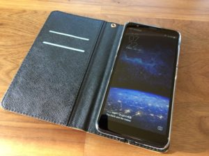 Zenfon Max Plus M1ケース2